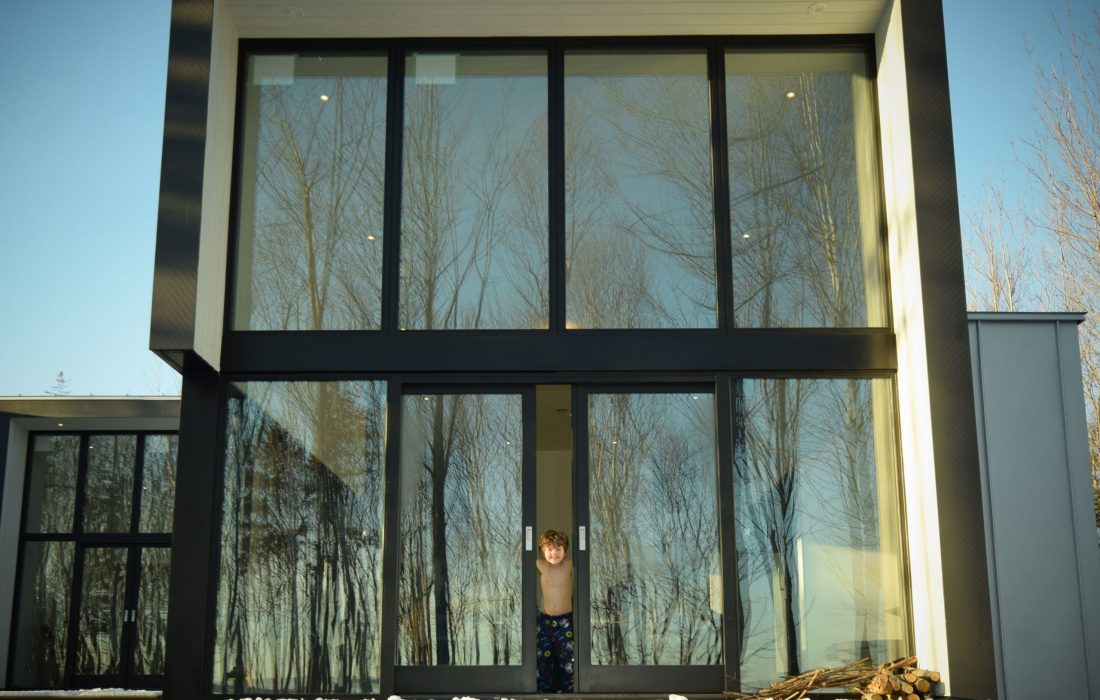 Liftslide Doors